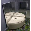 Комплект зеркал акриловых СП