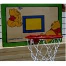 Щит баскетбольный навесной СП