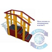 """Лестница-тренажер реабилитационный """"Ступени"""" СП"""