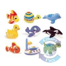 Игрушка водная надувная в ассортименте