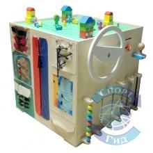 Куб тактильный, развивающий СП