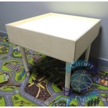 """Стол для рисования песком """"Одноцветный"""" (2 кг песка в комплекте!) СП"""