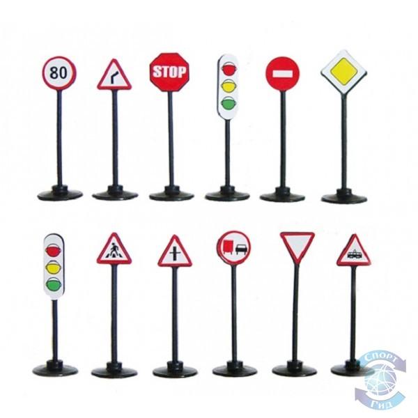 Знаки дорожного движения ПЛ (игра)