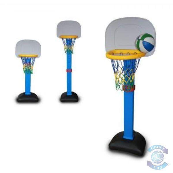 Стойка ПЛ баскетбольная со щитом