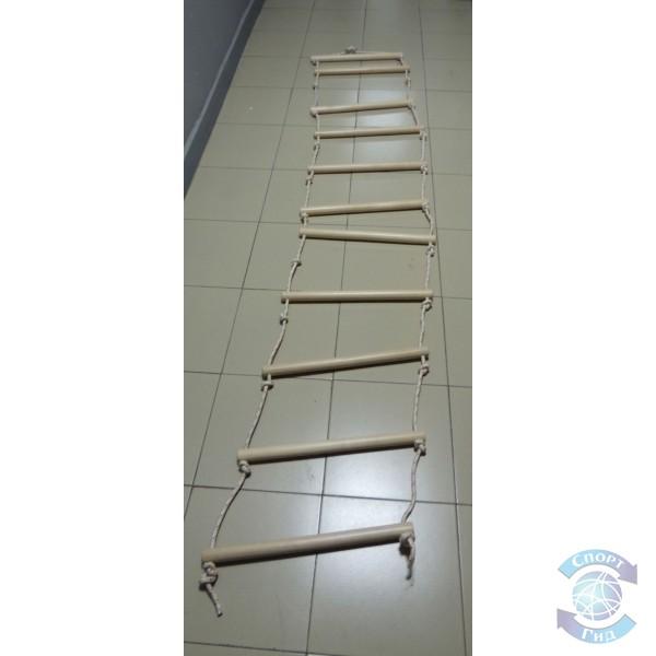 """Инвентарь навесной """"Лестница веревочная"""""""