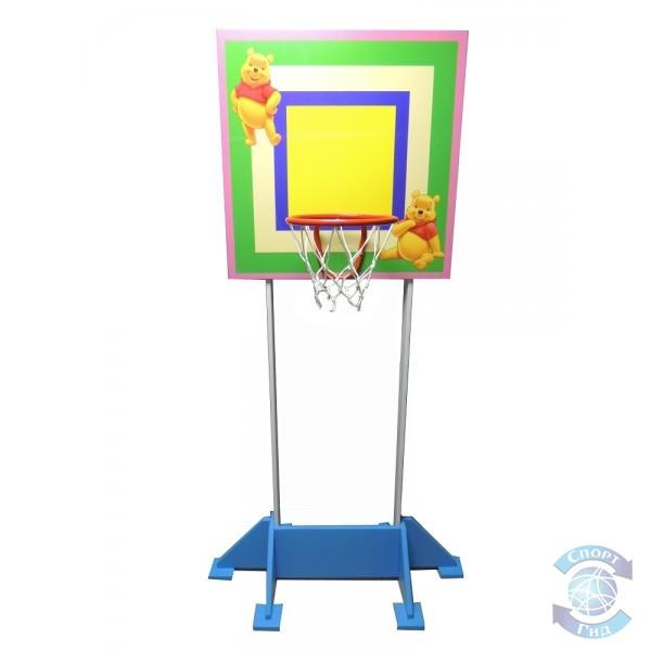 """Стойка-сетка для метания """"Баскетбол"""" СП"""