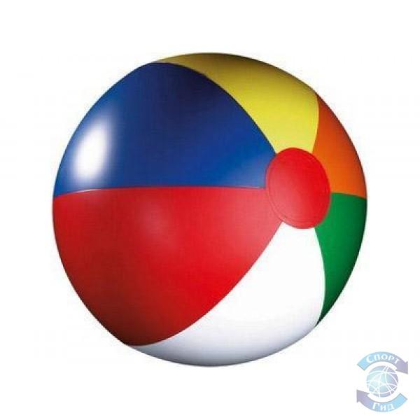 Мяч водный надувной