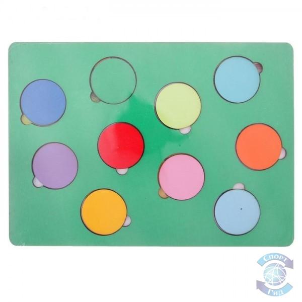 Игра логическая (рамка-вкладыш) ДР (1355517/1187592/1187594)