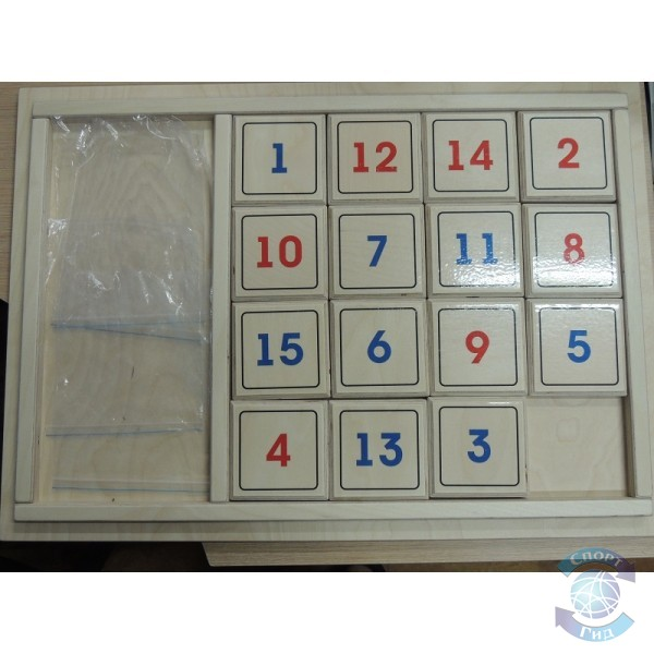 """Шкаф для психолога """"Развитие 7 знаний"""", мобильный СП"""