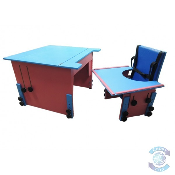 """Опора для сидения """"Егор"""" СП (стол в комплекте)"""